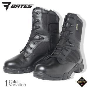 BATES(ベイツ) GX-8 GORE-TEX SIDE ZIP BOOTS ゴアテックス サイドジップ タクティカル ブーツ 【中田商店】BA-2268|swat