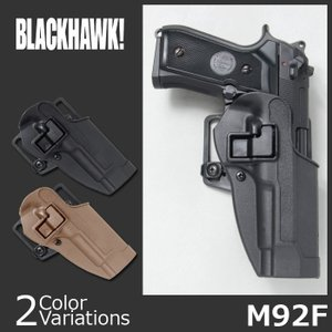 BLACK HAWK!(ブラックホーク) SERPA CQC CONCEALMENT HOLSTER Beretta 92用 (セルパ コンシールメント ホルスター)410504 swat