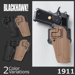 BLACK HAWK!(ブラックホーク) SERPA CQC CONCEALMENT HOLSTER Colt1911用 (セルパ コンシールメント ホルスター) 410503 swat