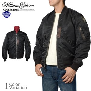 "Buzz Rickson's(バズリクソンズ) ""WILLIAM GIBSON COLLECTION""TYPE BLACK L-2B LONG BR13175