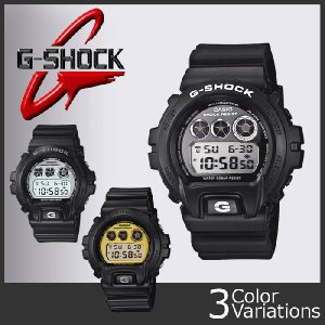 CASIO(カシオ) G-SHOCK DW-6900-HM/BW/PL-1JF 樹脂バンド swat