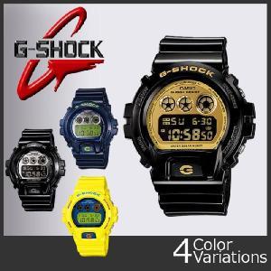 CASIO(カシオ) G-SHOCK DW-6900-CB/NB/SB/PL 樹脂バンド swat