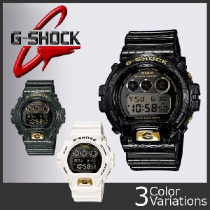 CASIO(カシオ) G-SHOCK DW-6900CR-1JF/3JF/7JF 樹脂バンド swat