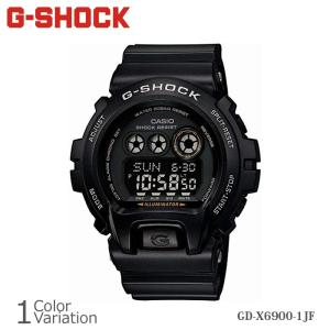 CASIO(カシオ) G-SHOCK GD-X6900-1JF 樹脂バンド 【正規1年保証】 swat