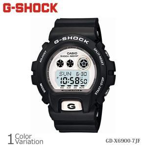 CASIO(カシオ) G-SHOCK GD-X6900-7JF 樹脂バンド 【正規1年保証】 swat