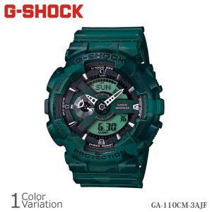 CASIO(カシオ) G-SHOCK GA-110CM-3AJF 樹脂バンド 【正規1年保証】 swat