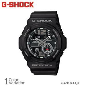 CASIO(カシオ) G-SHOCK GA-310-1AJF 樹脂バンド 【正規1年保証】 swat