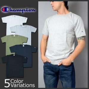 Champion(チャンピオン) T1011(ティーテンイレブン) Tシャツ 無地 C5-P301|swat