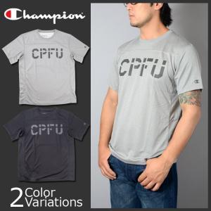Champion(チャンピオン) CPFU トレーニング Tシャツ C3-LS304|swat