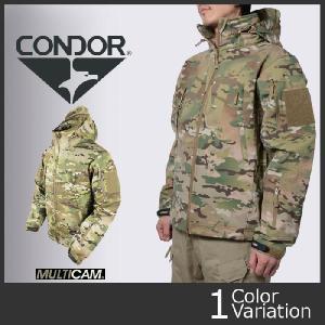 CONDOR OUTDOOR(コンドル アウトドア) SUMMIT ソフトシェルジャケット マルチカム 602-008|swat
