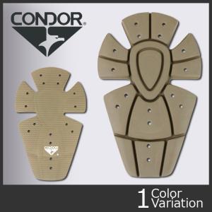 CONDOR OUTDOOR(コンドル アウトドア) Knee Pad Insert ニーパッド インサート 221130-019|swat