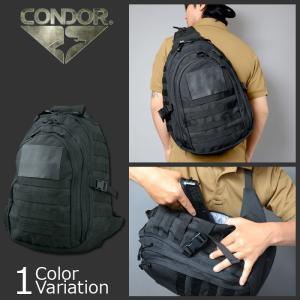 CONDOR OUTDOOR(コンドル アウトドア) Ambidextrous Sling Bag アンビィデクストラス スリング バッグ 140|swat
