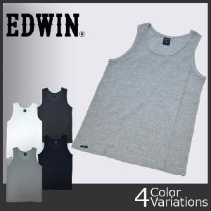 EDWIN(エドウィン) ミニワッフル タンクトップ 57228 swat