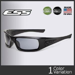 ESS サングラス 5B (ブラックフレーム・スモークグレーレンズ) EE9006-06【正規取り扱い店】|swat