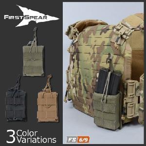 FirstSpear(ファーストスピアー) M4 Magazine Pocket Speed Reload Single 6/9 M4マガジンポケット スピードリロード シングル 10-00420|swat