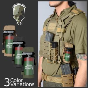 FMA Flash Bang Trigger Pouch フラッシュバン トリガー ポーチ レプリカ セット|swat