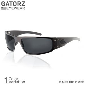 GATORZ(ゲイターズ) MAGNUM Blackout Tactical Polarized マグナム ブラックアウト ポラライズド サングラス 【正規取り扱い】MAGBLK01P-MBP|swat