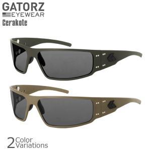 GATORZ(ゲイターズ) MAGNUM Cerakote マグナム セラコート サングラス 【正規取扱い】|swat