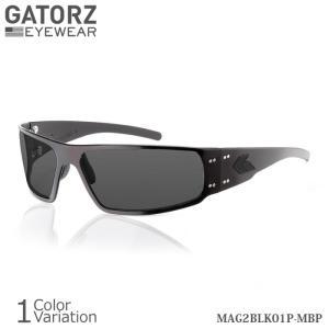GATORZ(ゲイターズ) MAGNUM 2.0 マグナム アジアンフィット ブラックアウト タクティカル サングラス ポラライズド(偏光)【正規取り扱い】MAG2BLK01P-MBP|swat