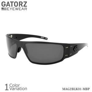 GATORZ(ゲイターズ) MAGNUM 2.0 Blackout Tactical マグナム アジアンフィット ブラックアウト タクティカル サングラス 【正規取り扱い】MAG2BLK01-MBP|swat