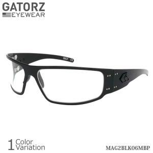 GATORZ(ゲイターズ) MAGNUM 2.0 Blackout Tactical マグナム アジアンフィット ブラックアウト サングラス UVクリア【正規取り扱い】MAG2BLK06-MBP|swat
