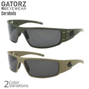 GATORZ(ゲイターズ) MAGNUM 2.0 Cerakote マグナム アジアンフィット セラコート ポラライズド(偏光) サングラス 【正規取り扱い】|swat