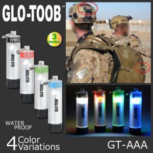 GLO-TOOB(グローチューブ) AAA 防水マーカーライト 単4電池1本使用|swat