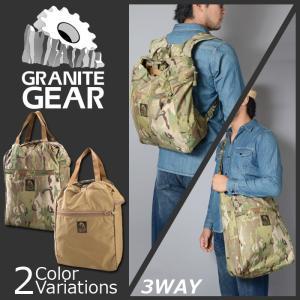 Granite gear(グラナイトギア) MISSION TOTE ミッション トート 3WAY 2311200020|swat