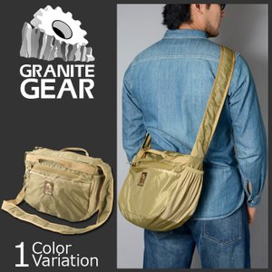 Granite gear(グラナイトギア) TACTICAL PACKABLE COURIER タクティカル パッカブル クーリエ バッグ 2310900057|swat