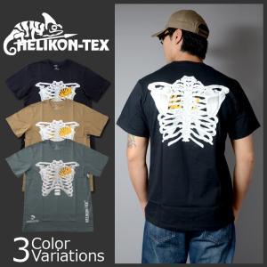 HELIKON-TEX(ヘリコンテックス) T-SHIRT CHAMELEON IN THORAX メンズ 半袖 Tシャツ 【中田商店】 HT-226,HT-227|swat