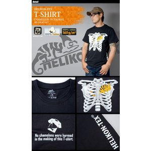 HELIKON-TEX(ヘリコンテックス) T-SHIRT CHAMELEON IN THORAX メンズ 半袖 Tシャツ 【中田商店】 HT-226,HT-227|swat|02