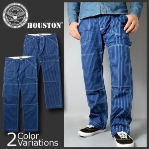 HOUSTON(ヒューストン) Painter Pants ぺインターパンツ 1408|swat