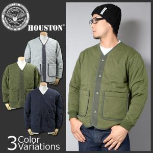 HOUSTON(ヒューストン) キルト ライナー ジャケット 21239|swat