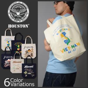 HOUSTON(ヒューストン) MAP TOTE BAG マップ トート バッグ 668|swat