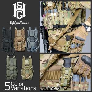 HighSpeedGear(ハイスピードギア) PISTOL TACO MAG POUCH SINGLE ピストル タコ マグ ポーチ シングル 11PT00|swat