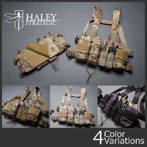 Haley Strategic(ハーレーストラテジック) DISRUPTIVE ENVIRONMENT CHEST RIG ディスラプティブエンバイアメントチェストリグ D3CR|swat