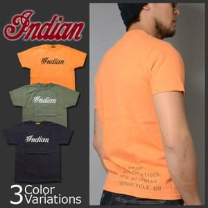 indian INDIAN MOTORCYCLE S/S T-SHIRT