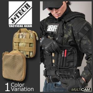 J-TECH(ジェイテック) フェアリー3 E.O.D. KIT POUCH 【中田商店】 JT-189|swat
