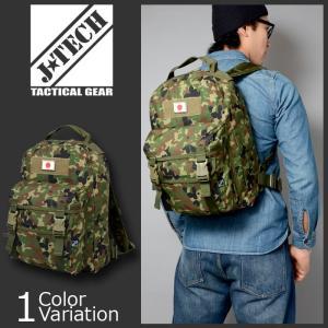 J-TECH(ジェイテック) 米軍TYPE 1-DAY 小型MOLLE II BACKPACK 【中田商店】JT-180-JD|swat