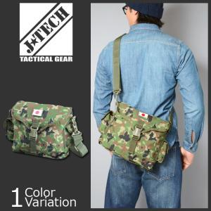 J-TECH(ジェイテック) フランス軍 TYPE MUSETTE BAG ミュゼット バッグ 【中田商店】JT-154-JD|swat