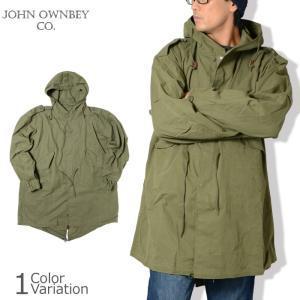 JOHN OWNBEY COMPANY M-51 Fishtail Parka Shell フィッシュテール パーカー シェル swat