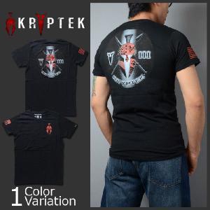 KRYPTEK(クリプテック) LINEAGE SHIRT リネージュ 半袖 Tシャツ CUKR12S-M55|swat