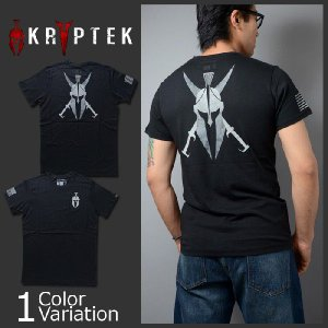 KRYPTEK(クリプテック) SABERS SHIRT セイバー 半袖 Tシャツ CUKR12S-M54|swat