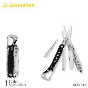 LEATHERMAN(レザーマン) Style CS 【正規輸入品】 72084|swat