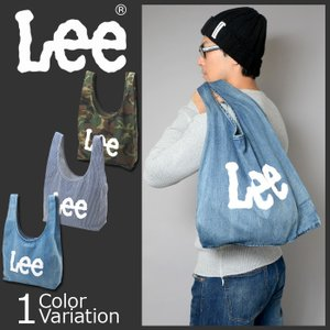 Lee(リー) ロゴ エコ バッグ CONVENIENT BAG LA0158 swat