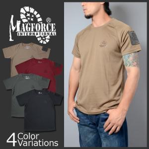 MAGFORCE(マグフォース) SOS Daily T-shirts エスオーエス デイリー Tシャツ クールパス C-0103|swat