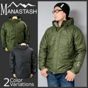 MANASTASH(マナスタッシュ) EP200 PARKA パーカー プリマロフト ジャケット 7162039|swat