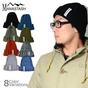 MANASTASH(マナスタッシュ) 90's ロゴ ビーニー 90'S LOGO BEANIE ニット キャップ 7169037|swat