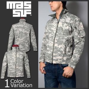 MASSIF(マッシフ) ARMY ELEMENTS JACKET(AEJ) アーミーエレメントジャケット|swat