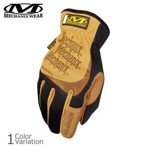 MECHANIX WEAR(メカニクス ウェアー) Leather FAST FIT Glove レザー ファストフィット グローブ LFF-75 swat
